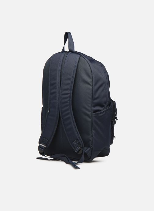 Rucksacks Converse GO 2 BACKPACK Blue view from the right