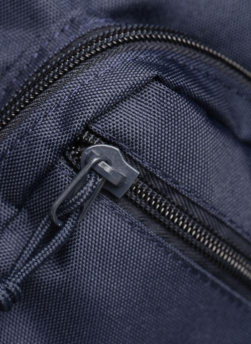 Rucksäcke Converse GO 2 BACKPACK blau ansicht von links