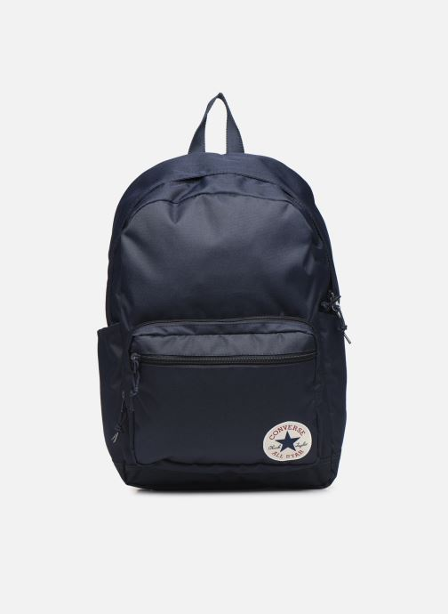 Rucksacks Converse GO 2 BACKPACK Blue detailed view/ Pair view