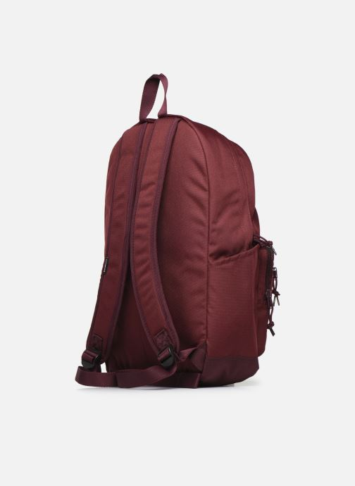 Rucksacks Converse GO 2 BACKPACK Burgundy view from the right