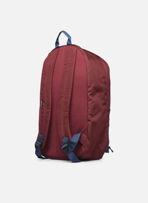 Rucksacks Converse EDC 22 BACKPACK Burgundy view from the right