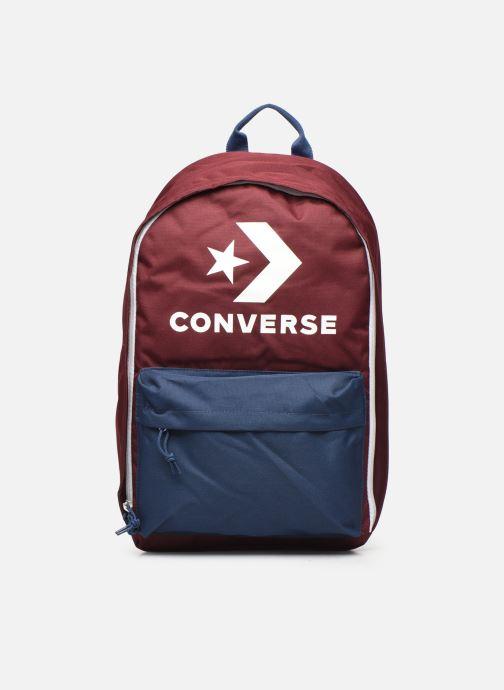 Sacs à dos Converse EDC 22 BACKPACK Bordeaux vue détail/paire