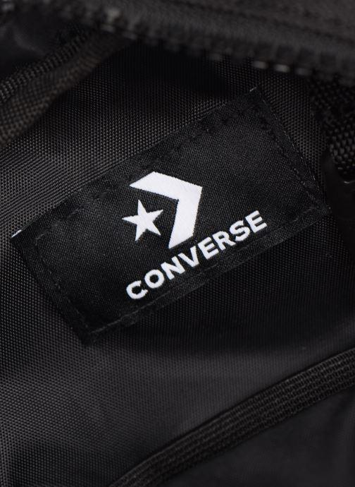 Herrentaschen Converse CROSS BODY 2 schwarz ansicht von unten / tasche getragen