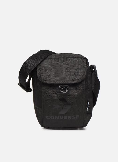 Herrentaschen Converse CROSS BODY 2 schwarz detaillierte ansicht/modell