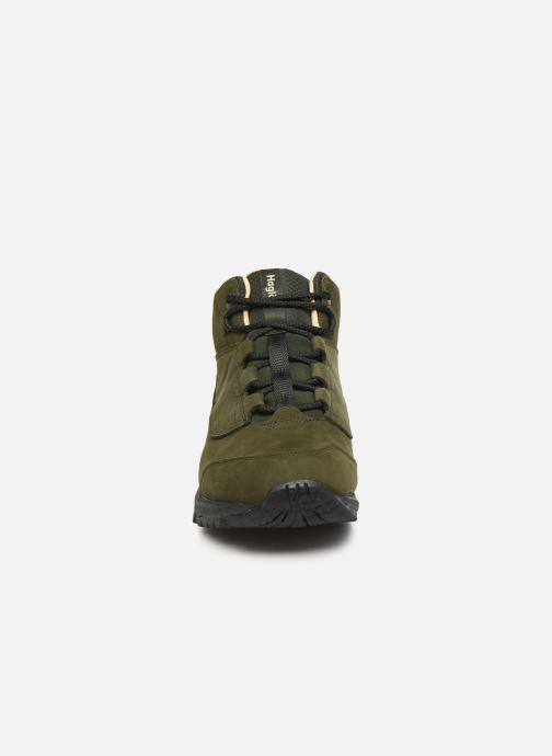 Chaussures de sport HAGLOFS Haglöfs Kummel Proof Eco Men C Vert vue portées chaussures