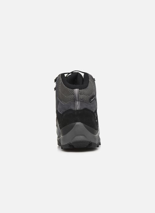 Chaussures de sport HAGLOFS Haglöfs Skuta Mid Proof Eco Men C Noir vue droite