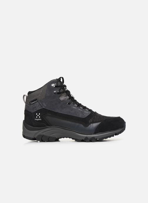 Chaussures de sport HAGLOFS Haglöfs Skuta Mid Proof Eco Men C Noir vue derrière