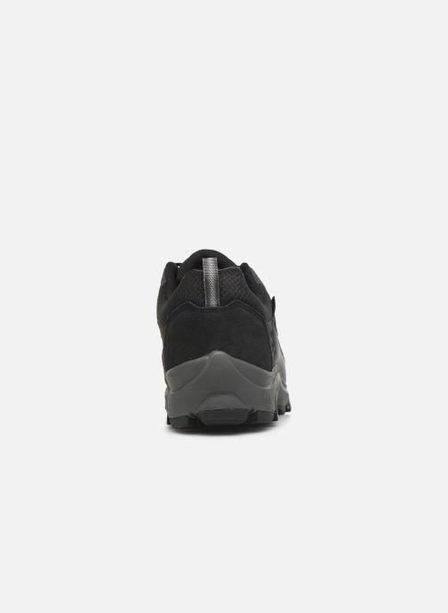 Chaussures de sport HAGLOFS Haglöfs Skuta Low Proof Eco Men C Noir vue droite