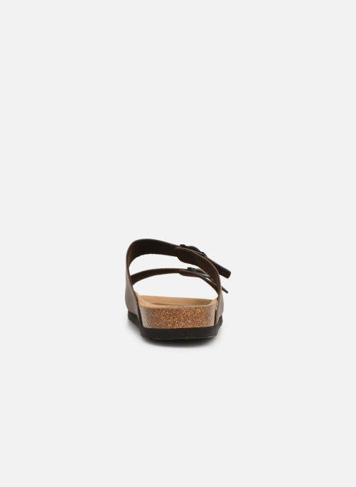 Sandales et nu-pieds Bayton Atlas Marron vue droite