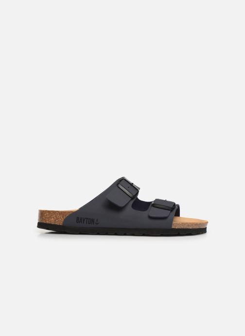 Sandales et nu-pieds Bayton Atlas Gris vue derrière