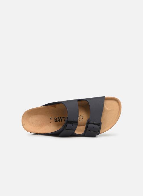Sandales et nu-pieds Bayton Atlas Gris vue gauche