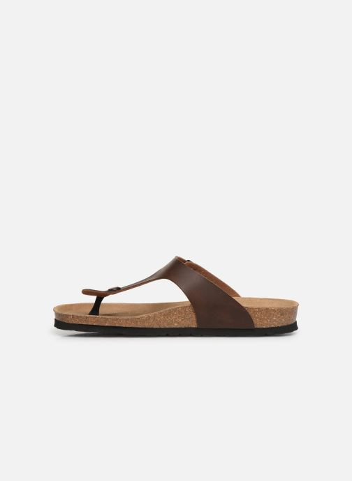 Sandals Bayton Mercure Brown front view