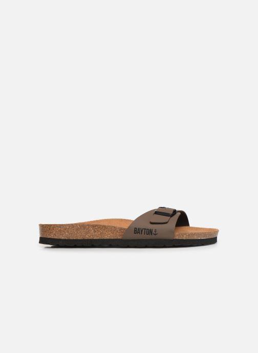 Sandales et nu-pieds Bayton Zephyr M Marron vue derrière