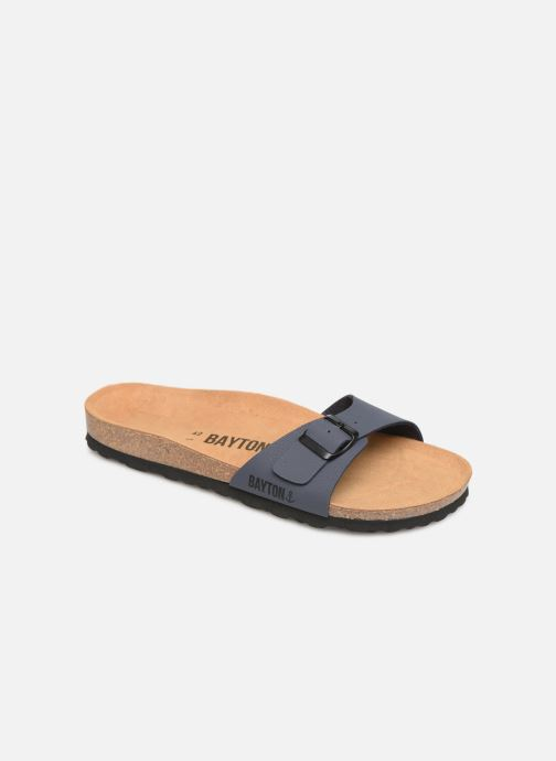 Sandals Bayton Zephyr M Blue detailed view/ Pair view