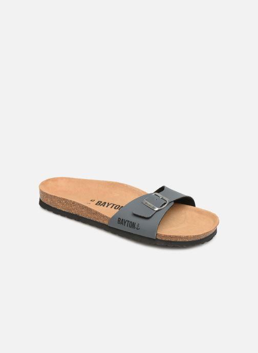 Sandales et nu-pieds Bayton Zephyr M Gris vue détail/paire