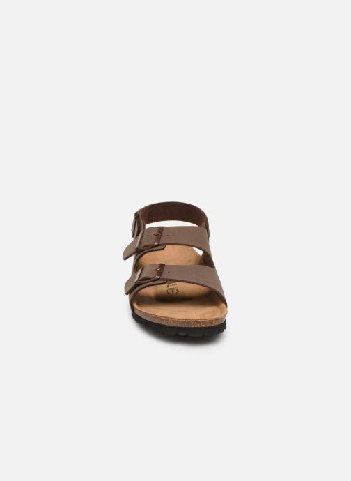 Bayton Achille (Marron) Sandales et nu pieds chez Sarenza