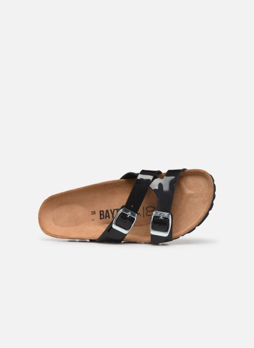 Mules & clogs Bayton Cleo Black view from the left