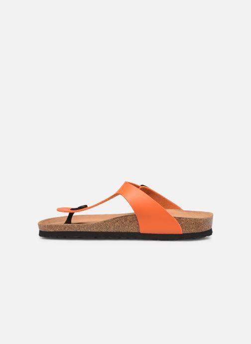 Clogs & Pantoletten Bayton Mercure W orange ansicht von vorne