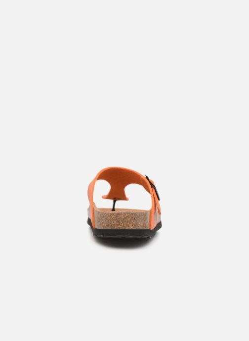 Mules & clogs Bayton Mercure W Orange view from the right
