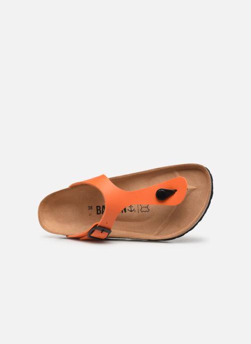 Clogs & Pantoletten Bayton Mercure W orange ansicht von links
