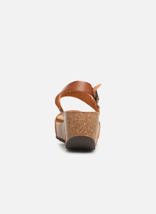 Sandals Bayton Selene Brown view from the right
