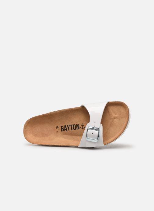Mules & clogs Bayton Zephyr W White view from the left
