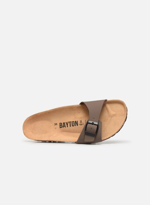 Mules & clogs Bayton Zephyr W Brown view from the left