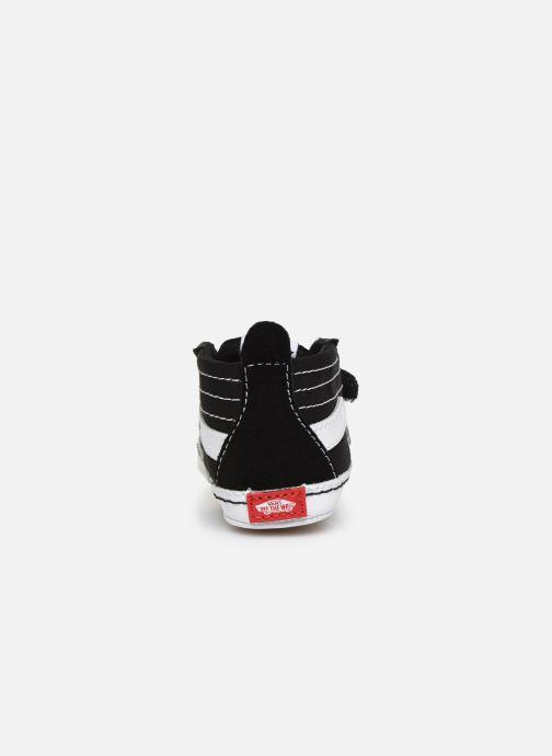 Sneaker Vans Children Classic I-Infant schwarz ansicht von rechts