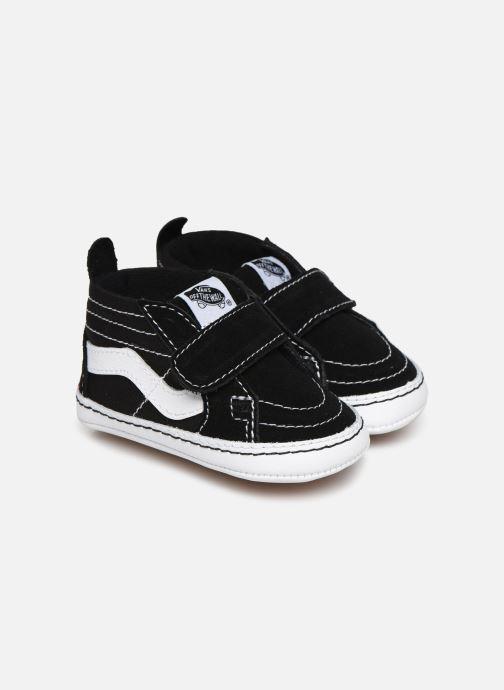 Sneaker Vans Children Classic I-Infant schwarz detaillierte ansicht/modell