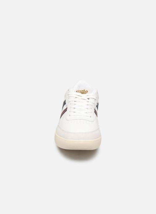 Baskets Gola Inca Leather Blanc vue portées chaussures