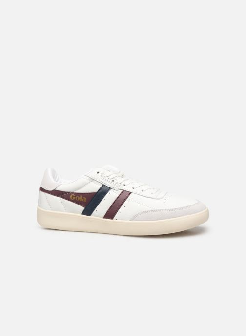 Trainers Gola Inca Leather White back view