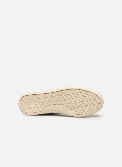 Baskets Gola Inca Leather Blanc vue haut