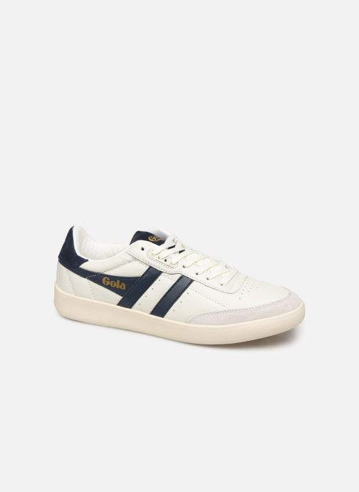 Trainers Gola Inca Leather White detailed view/ Pair view