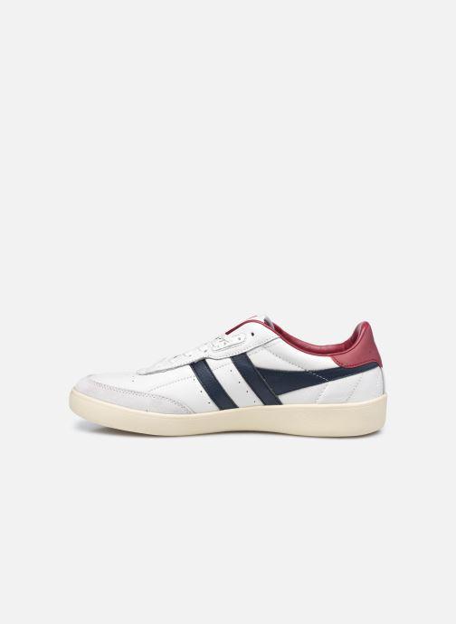 Sneaker Gola Inca Leather weiß ansicht von vorne