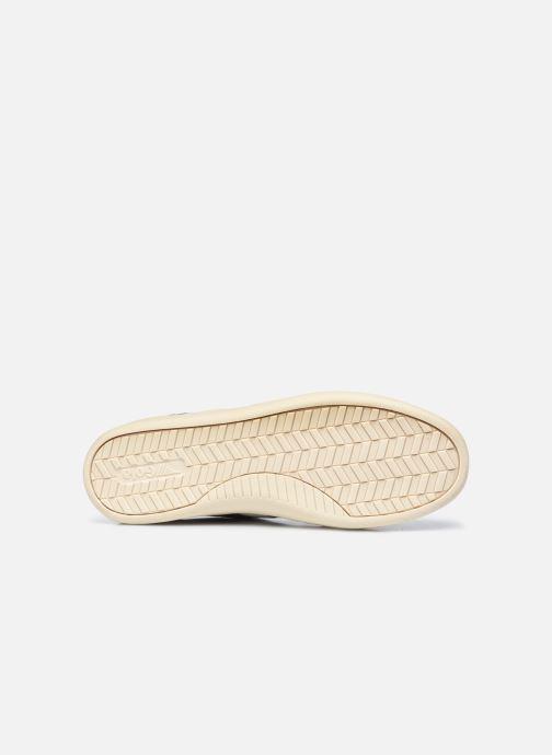 Sneaker Gola Inca Leather weiß ansicht von oben