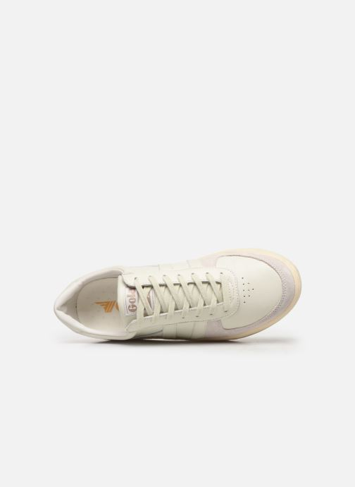 Trainers Gola Grandslam 78 White view from the left