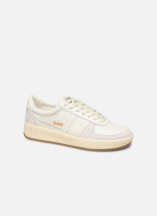 Trainers Gola Grandslam 78 White detailed view/ Pair view