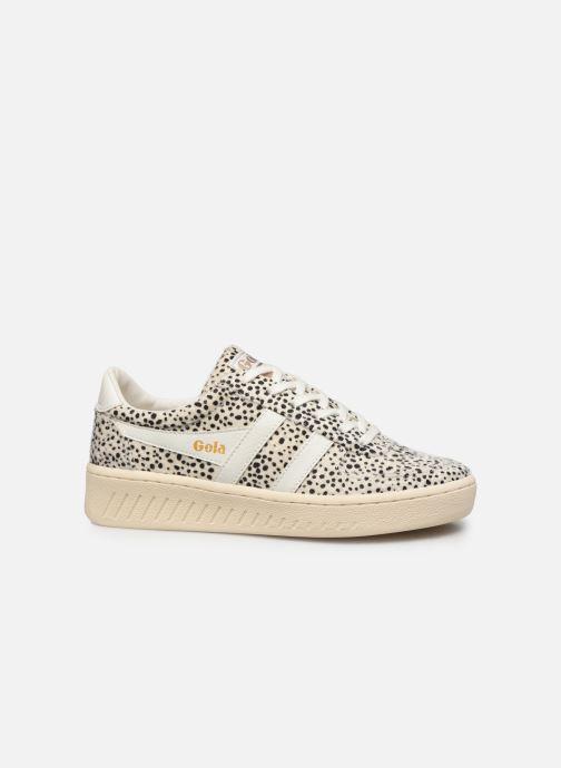 Sneakers Gola Grandslam Cheetah Wit achterkant