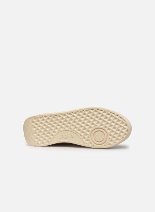 Sneakers Gola Grandslam Cheetah Wit boven