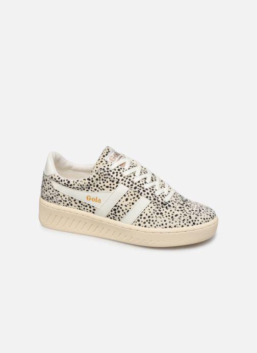 Sneakers Gola Grandslam Cheetah Wit detail