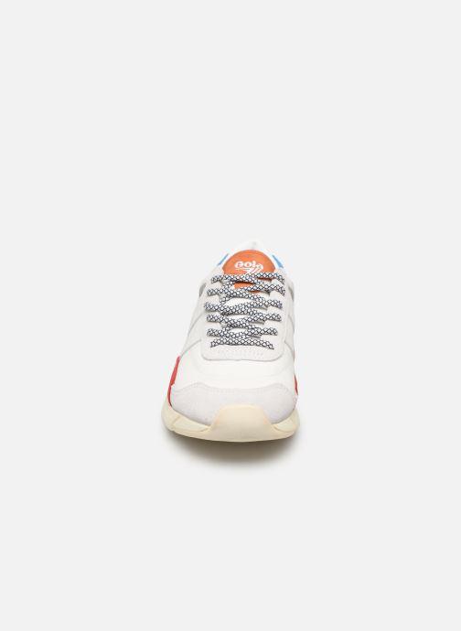Sneakers Gola Eclipse Trident Bianco modello indossato