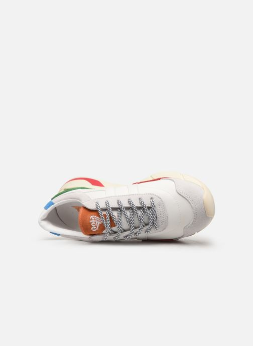 Sneakers Gola Eclipse Trident Bianco immagine sinistra