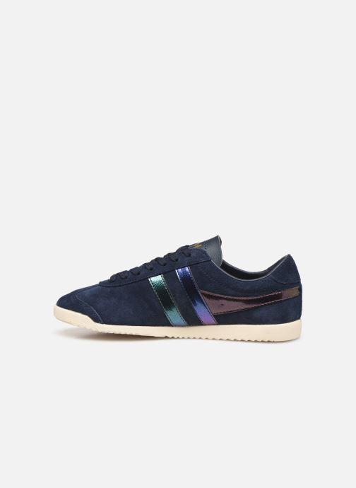 Sneakers Gola Bullet Flash Blauw voorkant