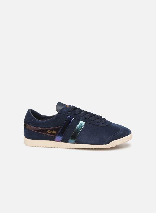 Sneakers Gola Bullet Flash Blauw achterkant
