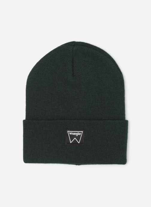 Bonnets Wrangler BASIC BEANIE Vert vue détail/paire