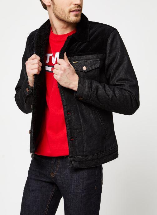 Veste en jean - Sherpa Jacket