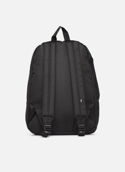 Rucksacks Vans OLD SKOOL III Black front view