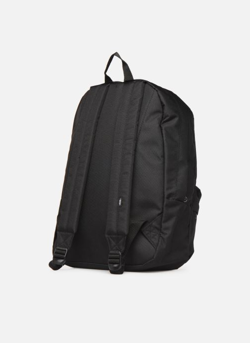 Rucksacks Vans OLD SKOOL III Black view from the right