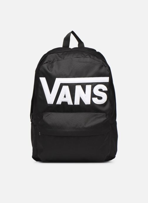 Rucksacks Vans OLD SKOOL III Black detailed view/ Pair view