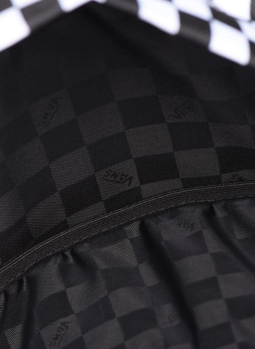 Rucksäcke Vans OLD SKOOL III schwarz ansicht von hinten
